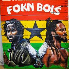 Thank God We Are Not a Nigerians (feat. M3nsa & Wanlov the Kubolor)