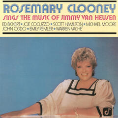 Rosemary Clooney Sings The Music Of Jimmy Van Heusen