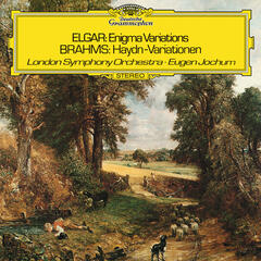"Elgar: Variations On An Original Theme, Op. 36 ""Enigma"" / Brahms: Variations On A Theme By Haydn, Op.56a"