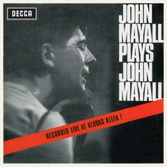 Plays John Mayall (Live At Klooks Kleek)