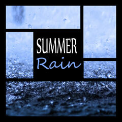Summer Rain – Rainbow, Rain Sounds for Massage, Natural Healing Music Therapy, Sound Therapy for Stress Relief, Healing Through Sound and Touch, Harmony of Senses