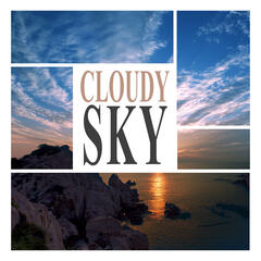 Cloudy Sky – Rainy Day, Rain Sounds for Massage, Natural Healing Music Therapy, Sound Therapy for Stress Relief, Healing Through Sound and Touch, Harmony of Senses