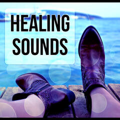 Healing Sounds – Gentle Touch, Home Spa Music, Ambient Wellness, Massage Sound Therapy, Pure Meditation, Ocean Waves, New Age