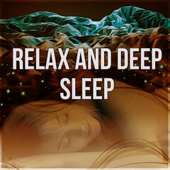 Relax and Deep Sleep - Restful Sleep, Sounds of Nature, Sleep Quietly All Night, Chill Out Music, Healing Meditation, Total Relax