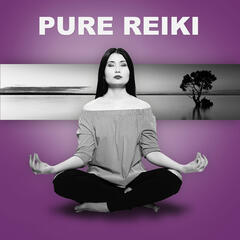 Pure Reiki – Music Tribe, Deep Nature Sounds, Peaceful Harmony, Reiki Healing, Healing Yoga, Therapy Meditation, Inner Silence