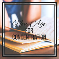 New Age for Concentration – Soft Sounds to Learn, Study Time, Focus on Task