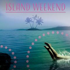Island Weekend – Blue Sea, Sail Yacht, Tall Trees, Smell of Drinks, Gold Beach, Brief Yellow Bikini