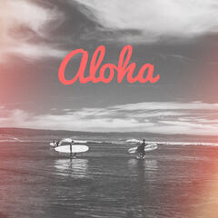 Aloha - Necklace of Flowers, Hula Dance, Warm Beach, Transparent Water,  Drinks with the Umbrella, Totally Rest, Beautiful Weather