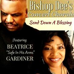 Send Down a Blessing (feat. Beatrice Gardiner)