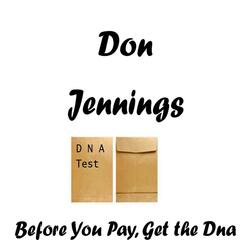 Before You Pay Get the Dna