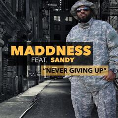 Never Giving Up (feat. Sandy)
