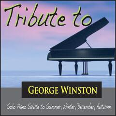 Tribute to George Winston: Solo Piano Salute to Summer, Winter, December, Autumn