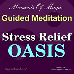 Stress Relief Oasis Guided Meditation