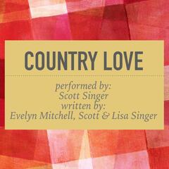 Country Love (feat. Evelyn Mitchell & Lisa Singer)