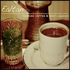 Turkish Coffee and Mint Liqueur