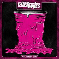 Pink Plastic Cups - Single