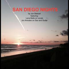 San Diego Nights (feat. Lena Belle & Jon Amodeo)