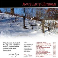 Merry Larry Christmas