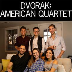 "Antonín Dvořák: String Quartet No. 12 in F Major, Op. 96/B. 179 ""American"""