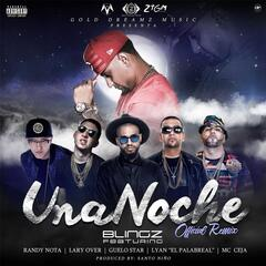 Una Noche (Remix) [feat. Randy Nota, Lary Over, Guelo Star, Lyan el Palabreal & MC Ceja]