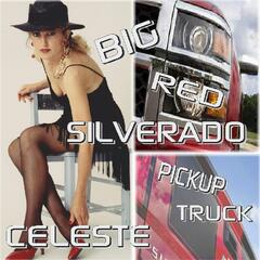 Big Red Silverado Pickup Truck