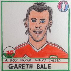 A Boy from Wales Called Gareth Bale