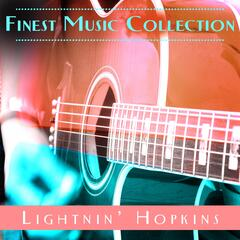 Finest Music Collection: Lightnin' Hopkins