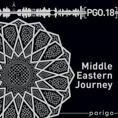 Middle Eastern Journey - Underscores