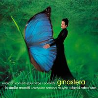 Ginastera: Concerto for Harp, Glosses, Estancia & Panambi Suites