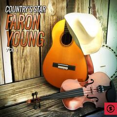 Country's Star Faron Young, Vol. 1