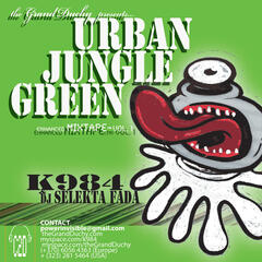 Urban Jungle Green Volume 1