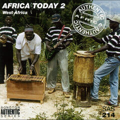Authentic Africa Today, Vol. 2