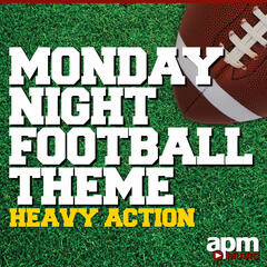 "Monday Night Football Theme ""Heavy Action"""
