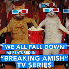 "We All Fall Down (As Featured in ""Breaking Amish"" TV Series) - Single"
