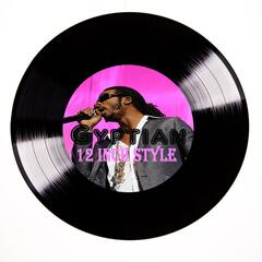 Gyptian 12 Inch Style