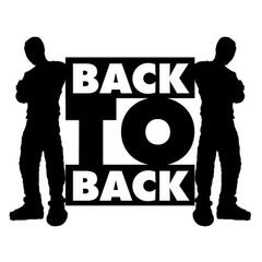 Back to Back (Mill Mix) - Single