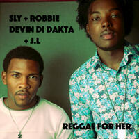 Sly & Robbie Presents Reggae for Her