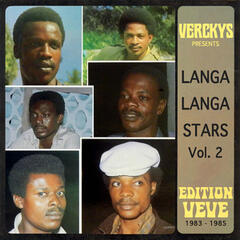 Verckys Presents Langa Langa Stars Vol. 2, Edition Veve 1983-1985