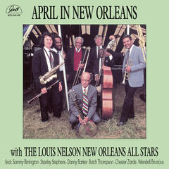April in New Orleans