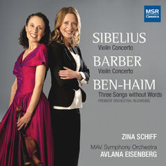 Sibelius and Barber: Violin Concertos