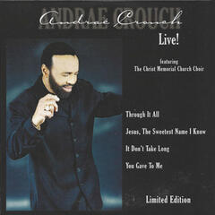 Andraé Crouch - Live!