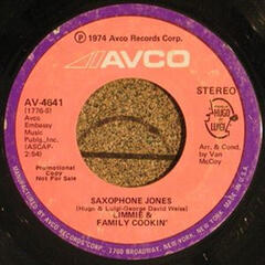 Saxophone Jones / I'll Be Your Song