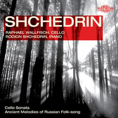 Shchedrin: Music for Cello and Piano
