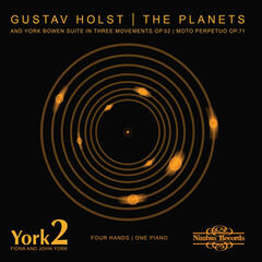 Holst: The Planets - Bowen: Suite in 3 Movements