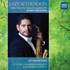 Lazy Afternoon: Salon Music for Classical Saxophone and Orchestra