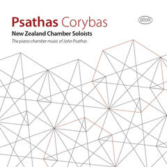 Psathas Corybas: The Piano Chamber Music of John Psathas
