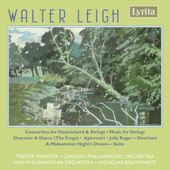 Walter Leigh: Orchestral Works