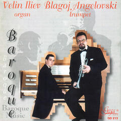 Baroque Music for Trumpet and Organ