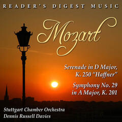 "Mozart: Serenade in D Major ""Haffner"", Symphony No. 29"