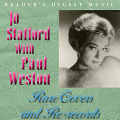 Reader's Digest Music: Jo Stafford with Paul Weston - Rare Covers and Re-Records